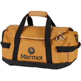 Marmot Long Hauler Duffel Small, scotch/black